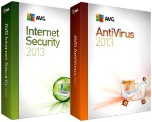 Avg internet security / avg anti-virus pro 2013 13.0.3267 build 6170 final (2013) русский